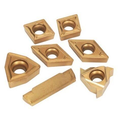 Sealey SM3025CS6R Tips for Lathe Turning Tool Set SM3025CS6