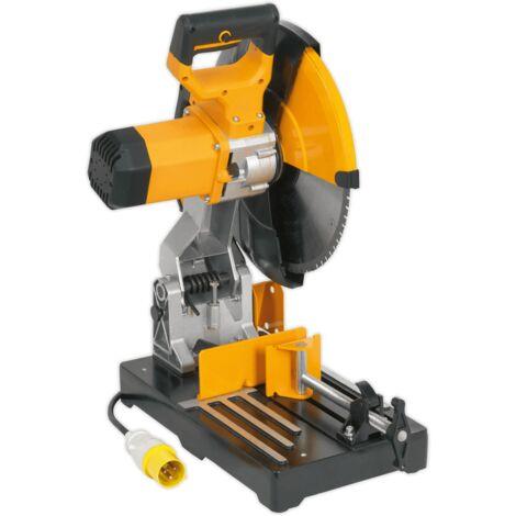Sealey SM355B110V Cut-Off Machine Ø355mm 110V with Blade