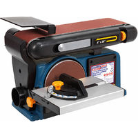 Sealey SM914 Belt/disc Sander 915 X 100mm/∅150 370w/240v