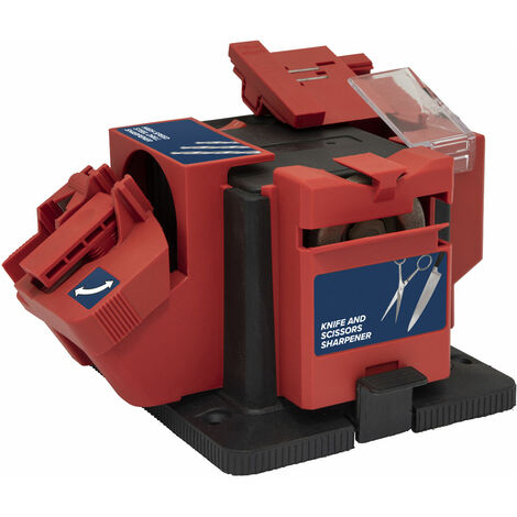 Sealey SMS2004 Multi-Purpose Sharpener - Bench Mounting 65W