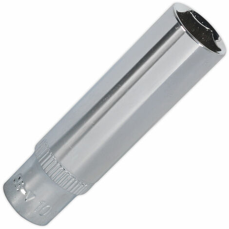 "SP1409 Sealey WallDrive® Socket 9mm 1//4/""Sq Drive Fully Polished"