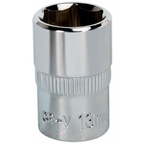 "Siegen S0579 WallDrive® Socket 12mm 3//8/""Sq Drive"