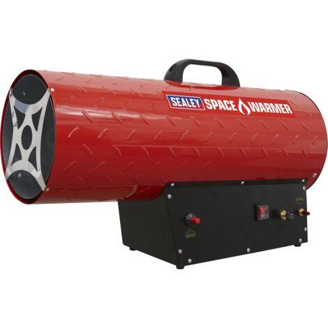 "main image of ""Sealey Space Warmer Propane Heater 102000-170000Btu/hr"""