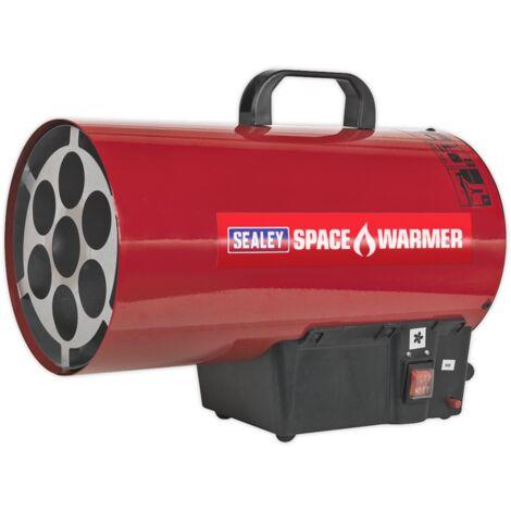 "main image of ""Sealey Space Warmer Propane Heater 40500Btu/hr"""