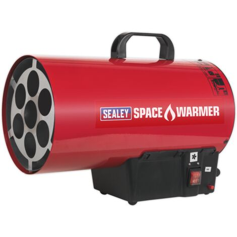 "main image of ""Sealey Space Warmer Propane Heater 54500Btu/hr"""