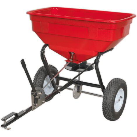 Sealey SPB57T Broadcast Spreader 57kg Tow Behind