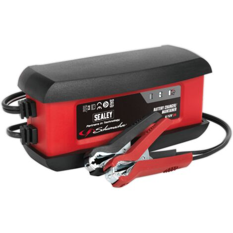 """main image of """"Sealey SPI2S Schumacher® Intelligent Speed Charge Battery Charger 2Amp 6/12V"""""""