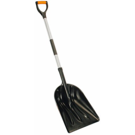 Sealey SS01 General Purpose Shovel with 900mm Metal Handle