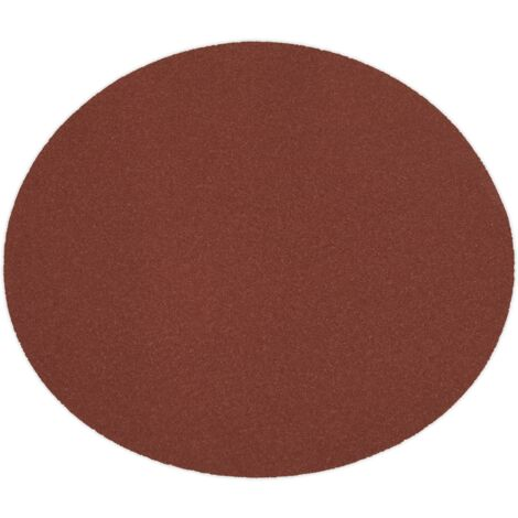 Sealey SSD03 Sanding Disc ??230mm 80Grit Adhesive Backed
