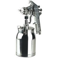 Sealey SSG1 Suction Feed Spray Gun 1.8mm Set-Up
