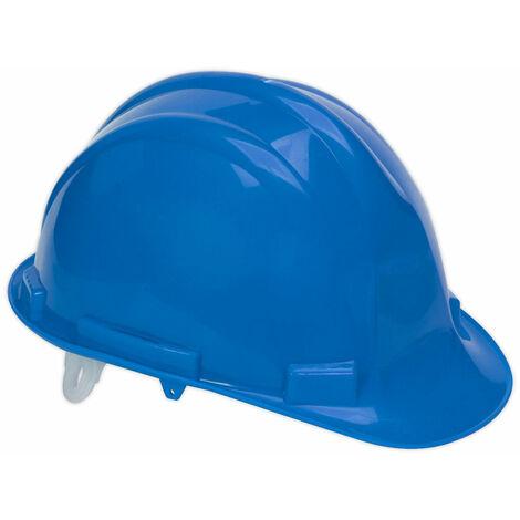 Sealey SSP17B Safety Helmet Blue BS EN 397