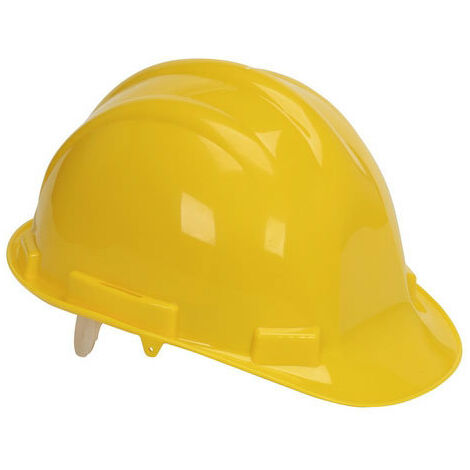 Sealey SSP17Y Safety Helmet Yellow