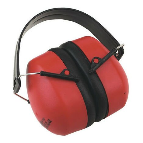 Sealey SSP18F Ear Defenders - Folding
