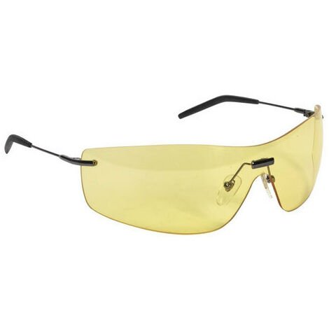 Sealey SSP72 Safety Spectacles Specs Light Enhancing Lens
