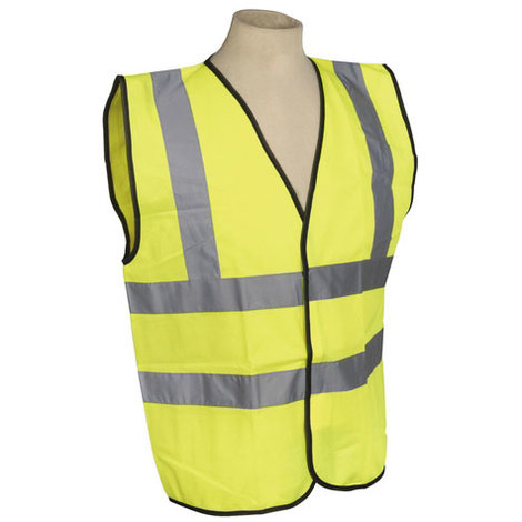Sealey SSPHV-XL Extra Large High Visibility Waistcoat BS EN 471
