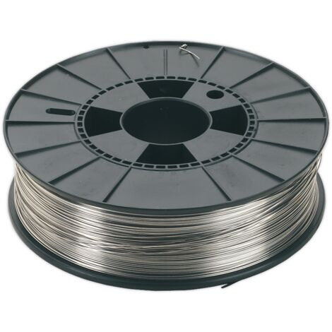 """main image of """"Sealey Stainless Steel MIG Wire 5kg 0.8mm 308(S)93 Grade"""""""