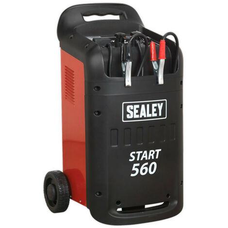 Sealey Starter/Charger 560/90Amp 12/24V 230V