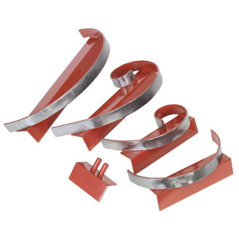 Sealey STS05 5pc Scroll Tool Jig Set