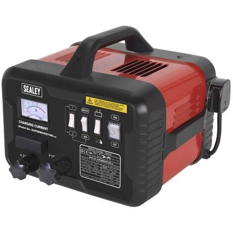Sealey SUPERBOOST140 Starter/Charger 140/21A 12/24V 230V