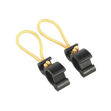 Sealey TARP/2 2pc Tarpaulin Clip Set