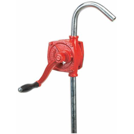 Sealey TP55 Rotary Oil Drum Pump 0.2l/revolution