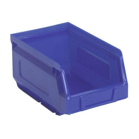 Sealey TPS2 105 x 165 x 83mm Plastic Storage Bin - Blue Pack of 48