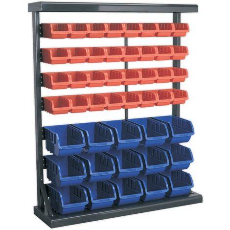 Sealey TPS47 Bin Storage System 47 Bins