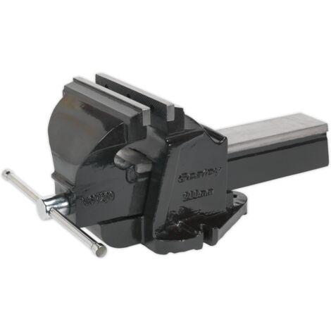 Sealey USV200 Professional Mechanic's Vice 200mm SG Iron