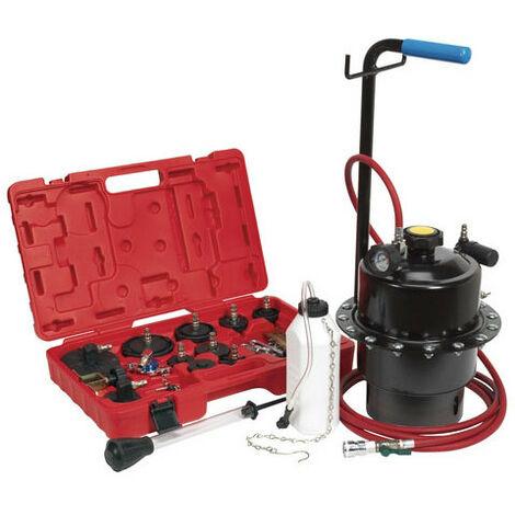 Sealey VS0204 Pneumatic Pressure Bleeder Kit