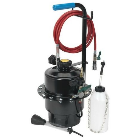 Sealey VS0204A pneumatic brake & clutch pressure bleeder kit