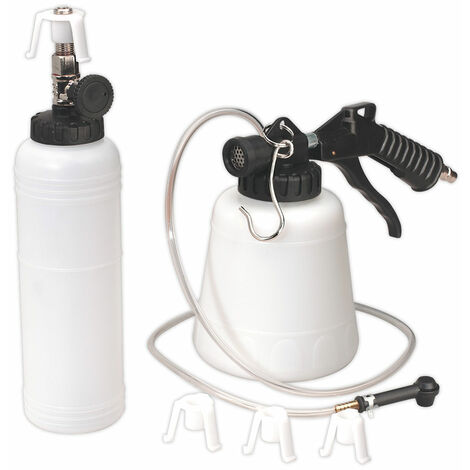 Sealey VS021 Brake & Clutch Bleeder Vacuum Type - Replenishment System 0.75ltr