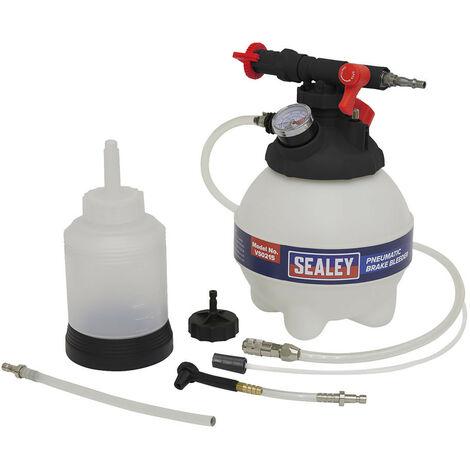 Sealey VS0215 Pneumatic Brake Bleeder 3L