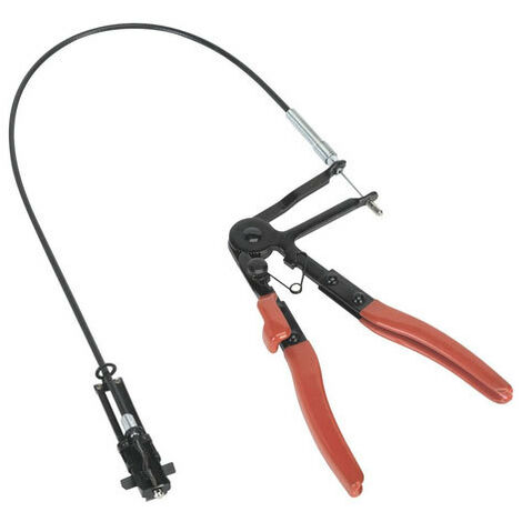Sealey VS1663 Remote Action Hose Clip Tool