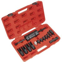 Sealey VS2059 14pc Diesel Injector Puller Set