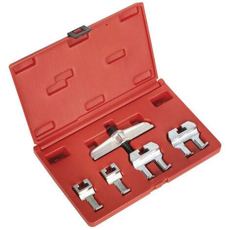 Sealey VSE5959 Diesel/Petrol Camshaft Sprocket Remover - VAG 1.9, 2.4, 2.5, 2.7, 2.8, 3.7, 4.2 - Belt Drive