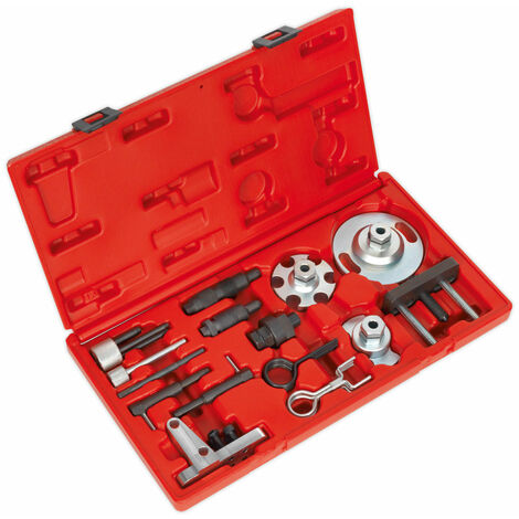 Sealey VSE6181 Diesel Engine Setting/Locking & HP Pump Removal Kit - Chain Drive