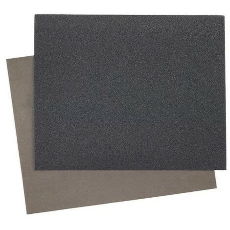 Sealey WD23282000 Wet & Dry Paper 230 x 280mm 2000Grit Pack of 25