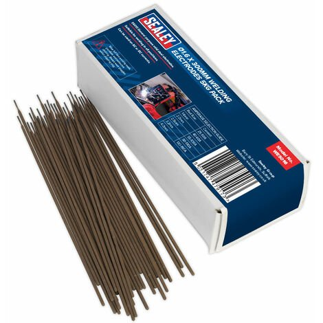 Sealey WE5016 Welding Electrodes 1.6mm 5.0kg Pack