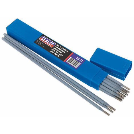 Sealey WED1040 Welding Electrodes Dissimilar Ø4 x 350mm 1kg Pack