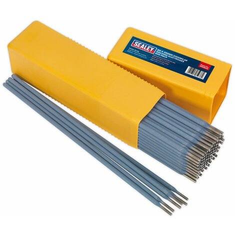 Sealey WED5040 Welding Electrodes Dissimilar Ø4 x 350mm 5kg Pack