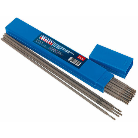 Sealey WEHF1032 Welding Electrodes Hardfacing Ø3.2 x 350mm 1kg Pack