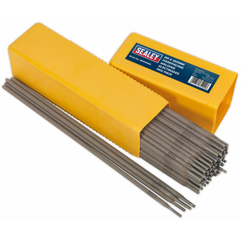 Sealey WEHF5040 Welding Electrodes Hardfacing Ø4 x 350mm 5kg Pack