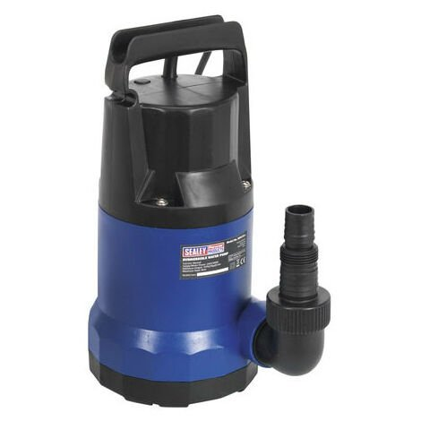 Sealey WPC150 167ltr/min Submersible Water Pump