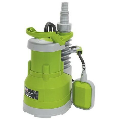 Sealey WPC235P Submersible Water Pump Automatic 217 Litre/min 230V