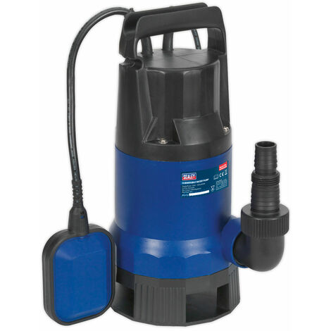 Sealey WPD133A Submersible Dirty Water Pump Automatic 133L/min 230V