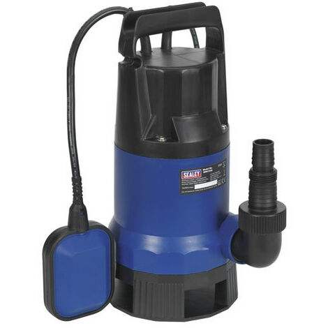 Sealey WPD133A Submersible Dirty Water Pump Automatic 133ltr/min 230V