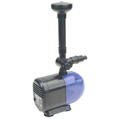 Sealey WPP2300 2300ltr/hr Submersible Pond Pump
