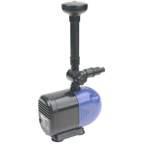 Sealey WPP3500 3500ltr/hr Submersible Pond Pump