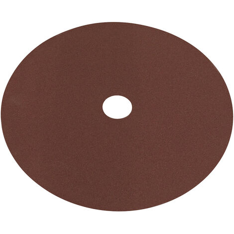 Sealey WSD7100 Fibre Backed Disc 175mm - 100Grit Pack of 25