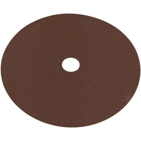 Sealey WSD7120 Fibre Backed Disc 175mm - 120Grit Pack of 25